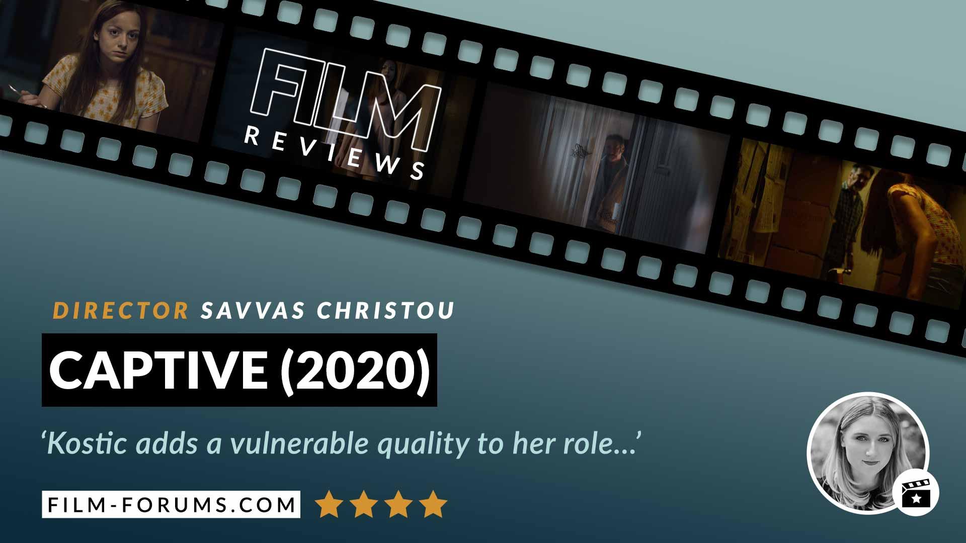 Captive (2020) horror film review