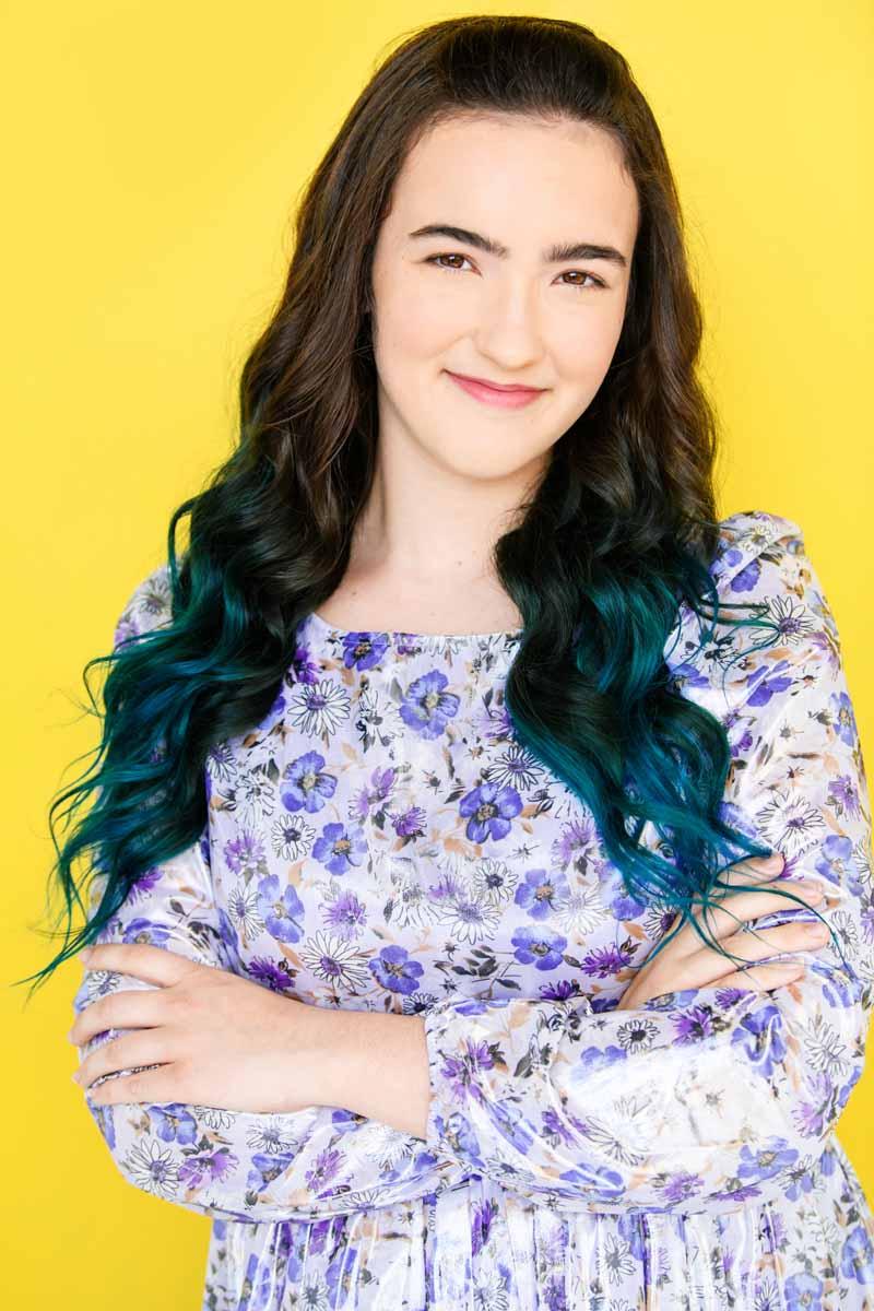 Cassie Glow Girls Voiceover Artist