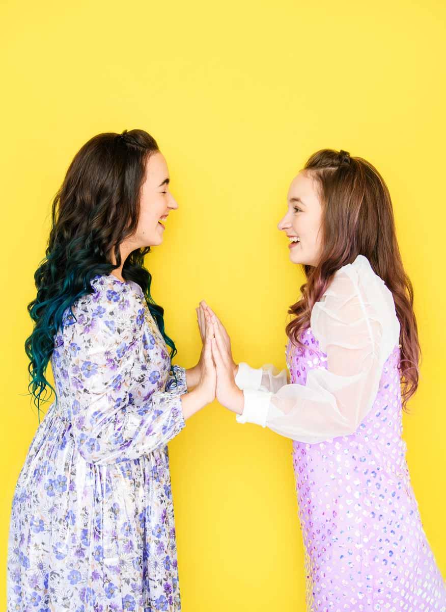 Glow Girls Kid Voice Over Artists