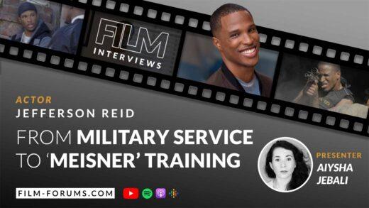 Jefferson Reid Actor Meisner Technique