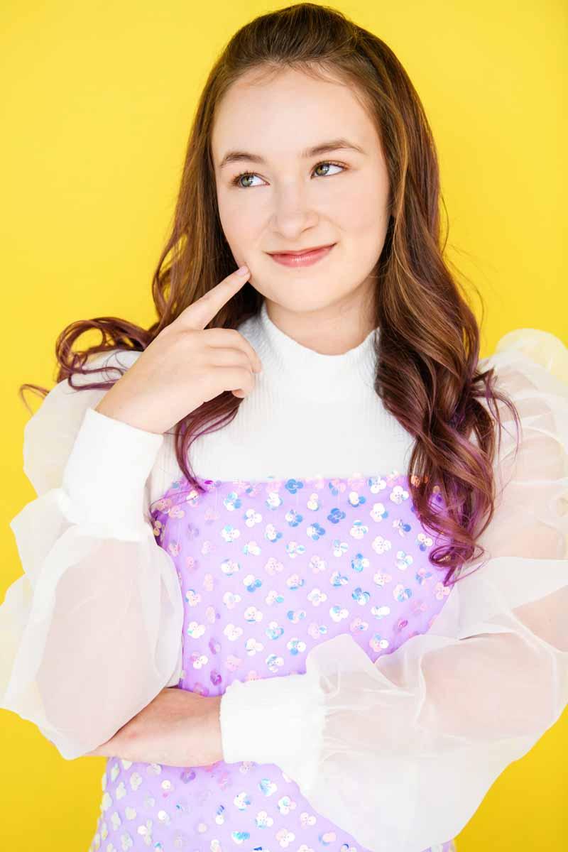 Sabrina Glow Girls Voice Work