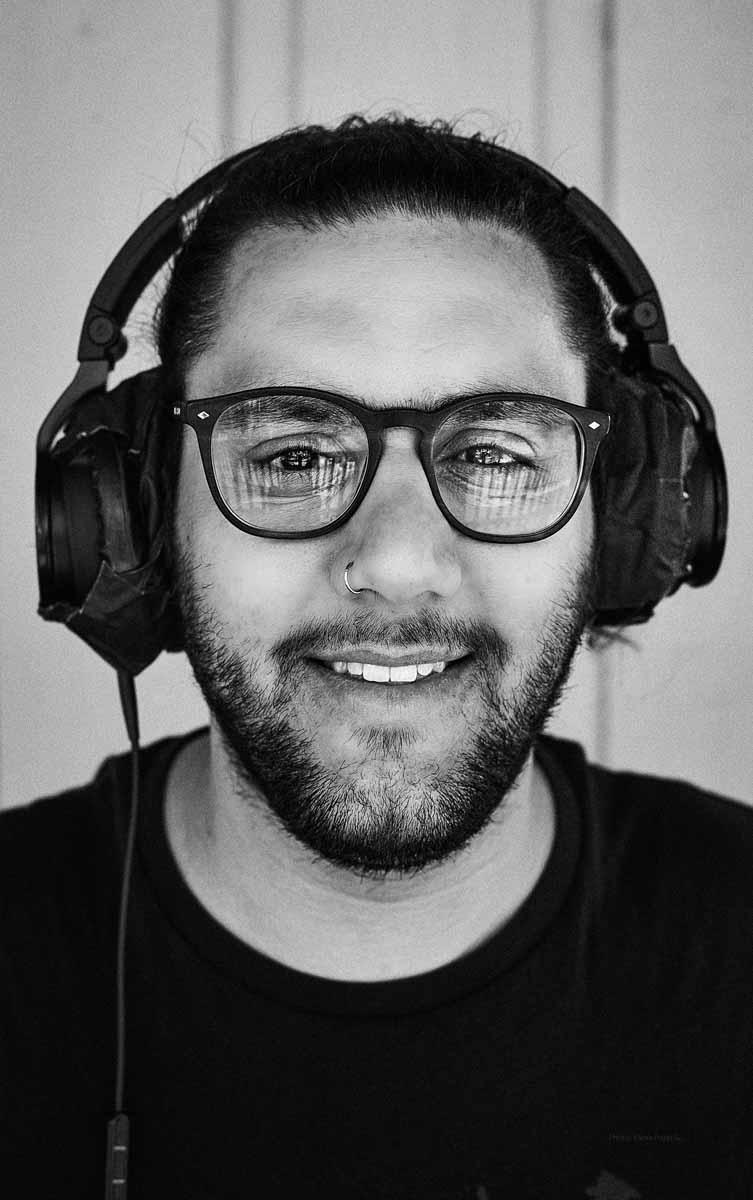 Film Director Savvas Christou