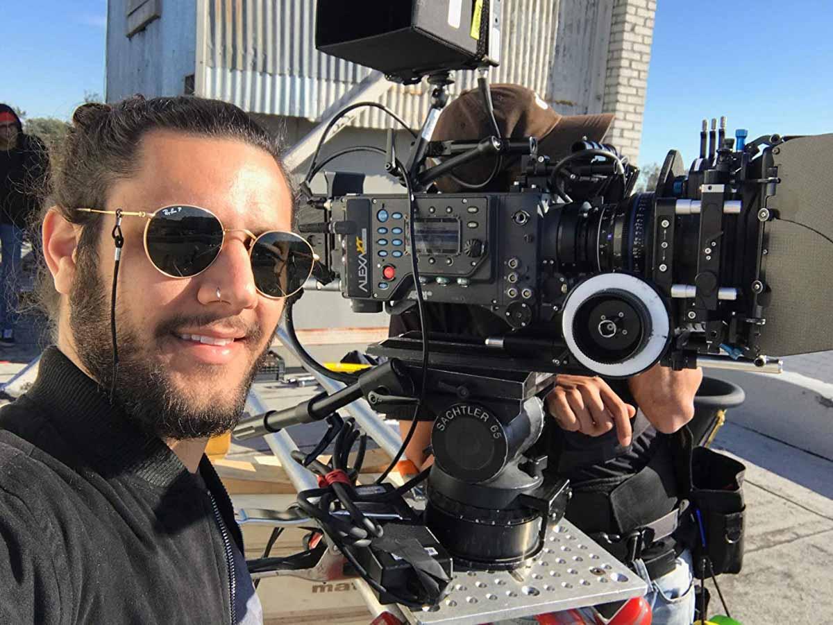 Writer Director Savvas Christou
