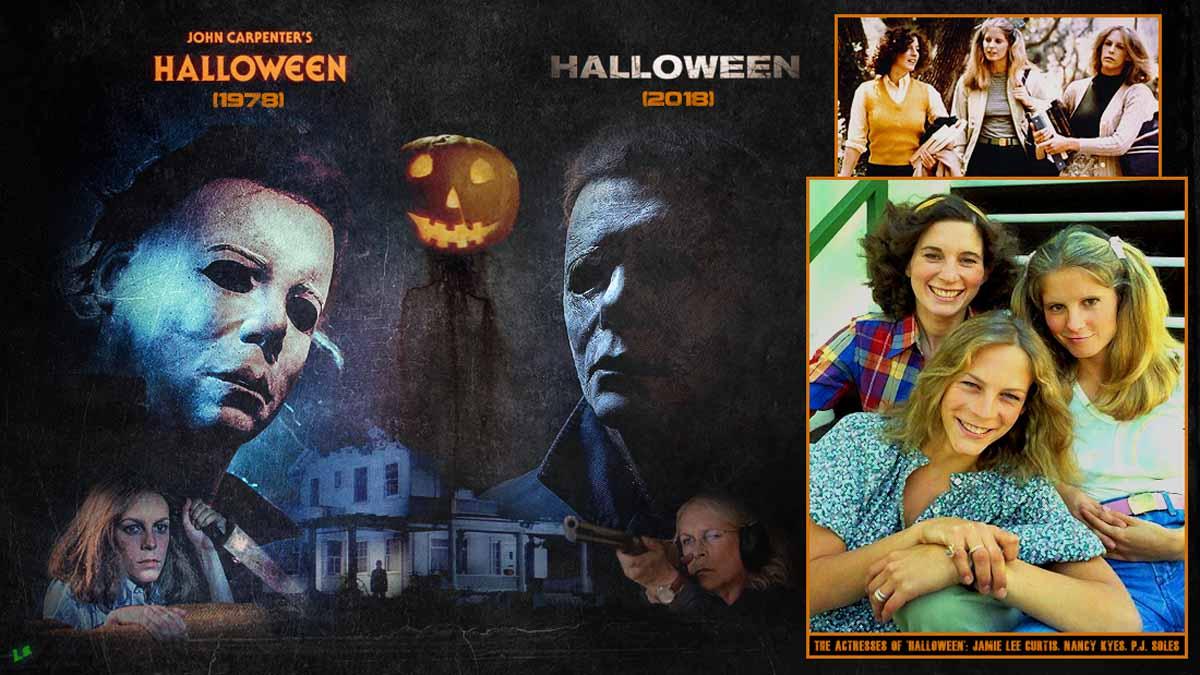 Halloween (1978) vs Halloween (2018)