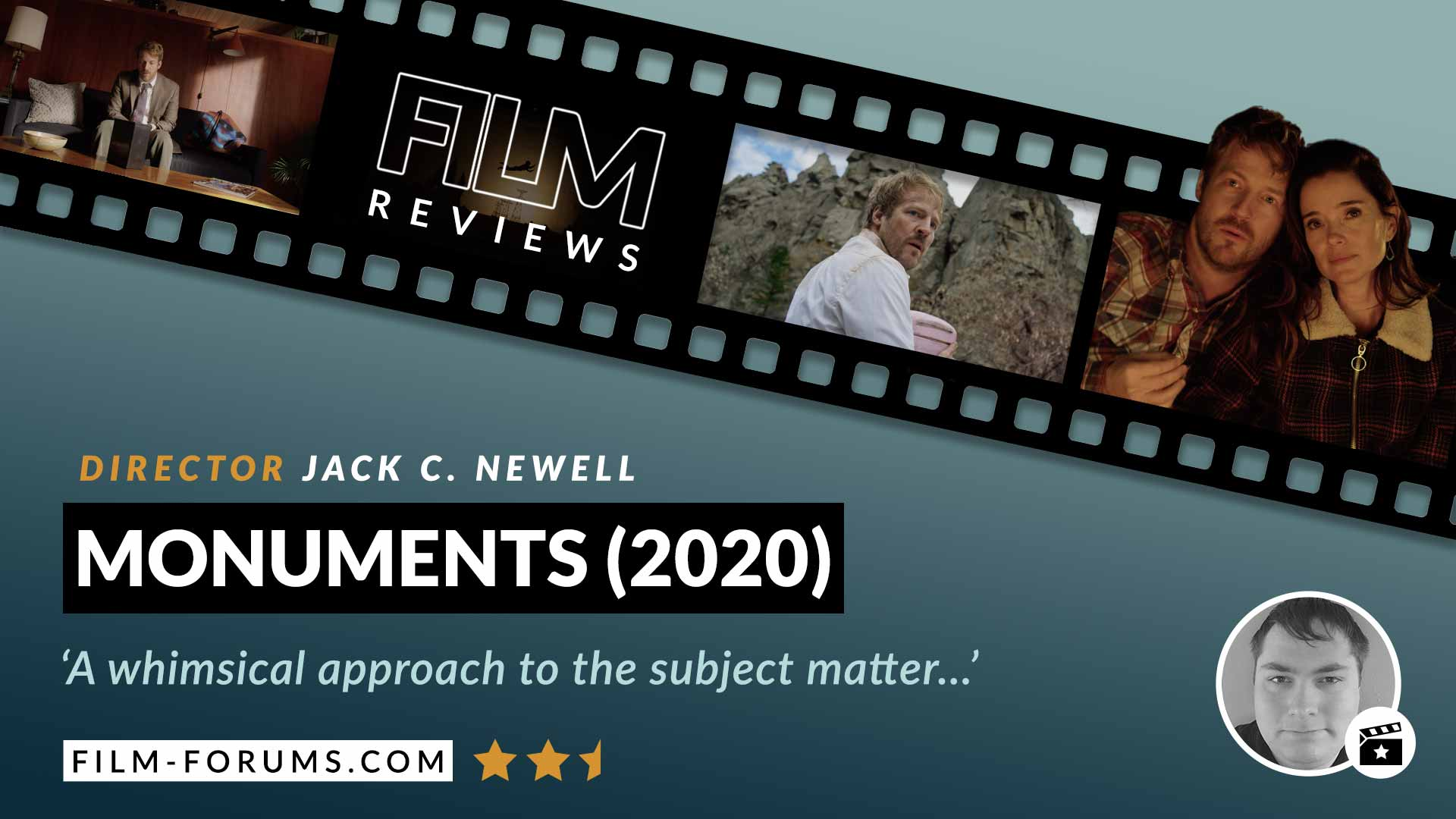 Monuments 2020 Film Review Jack Newell