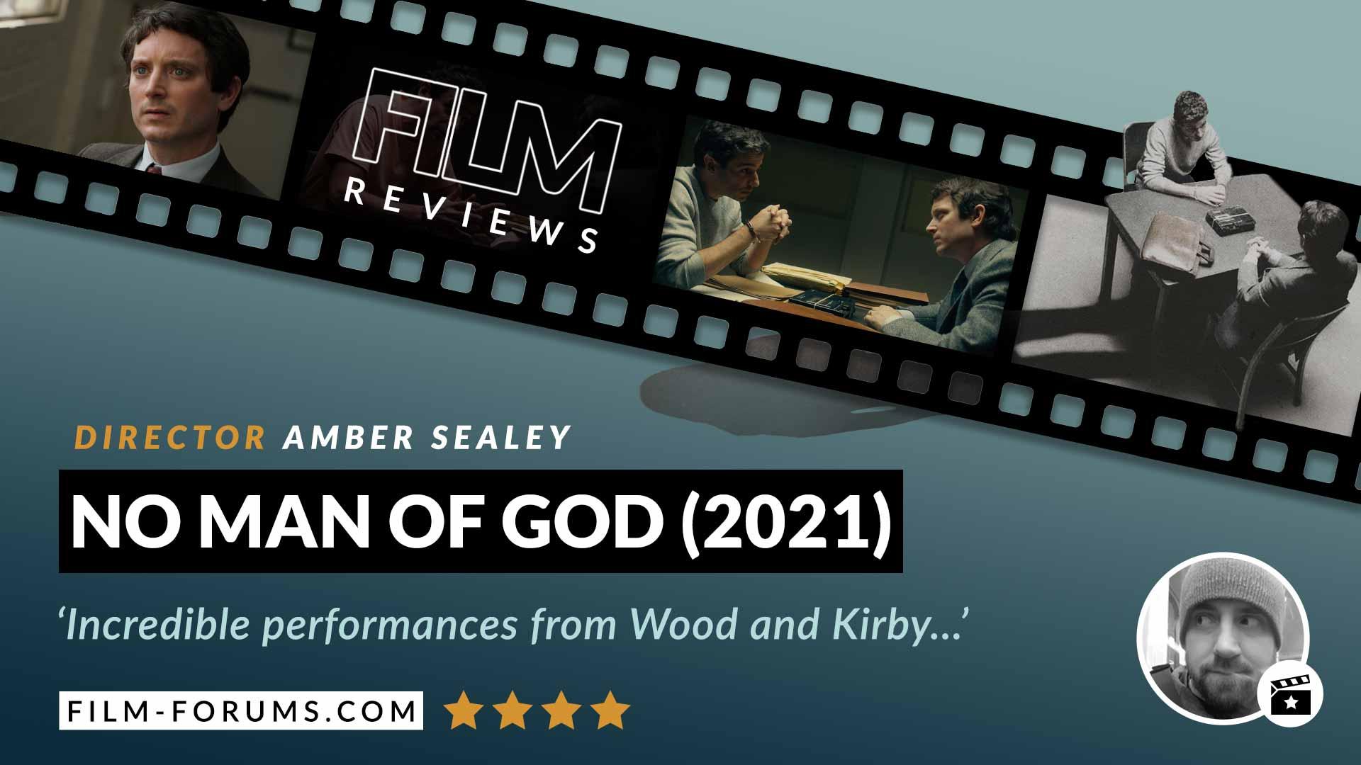 No Man of God (2021) Film Review