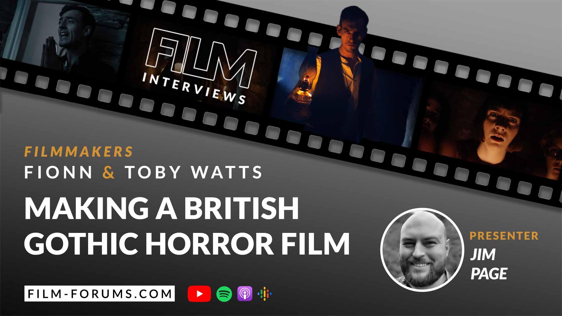 The Watts Brothers, Playhouse (2020), British Horror