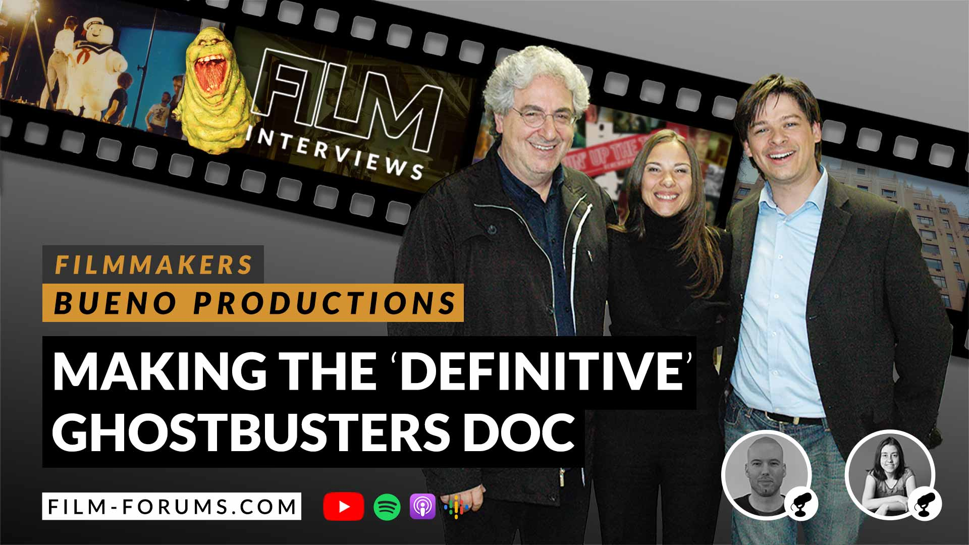 Bueno Productions Ghostbusters Documentary