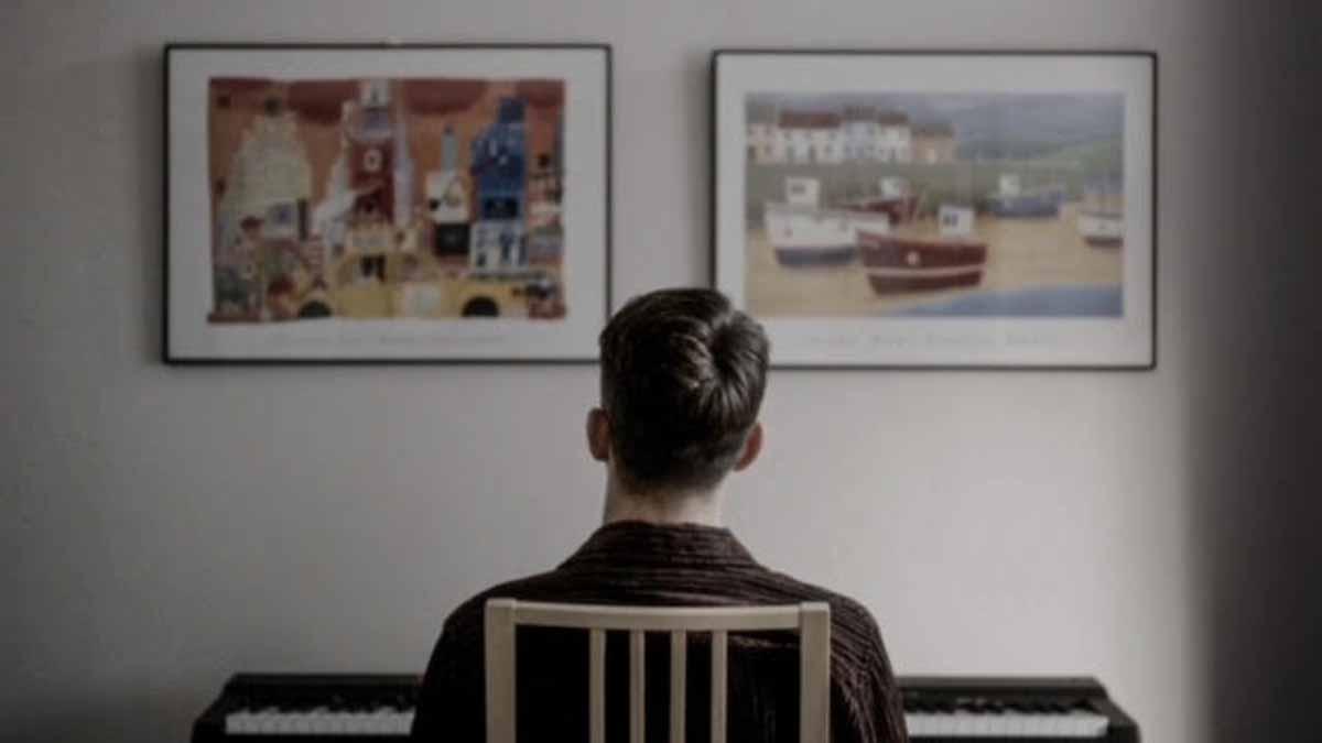 Jimmy Olsson Notes (2021) Short Film