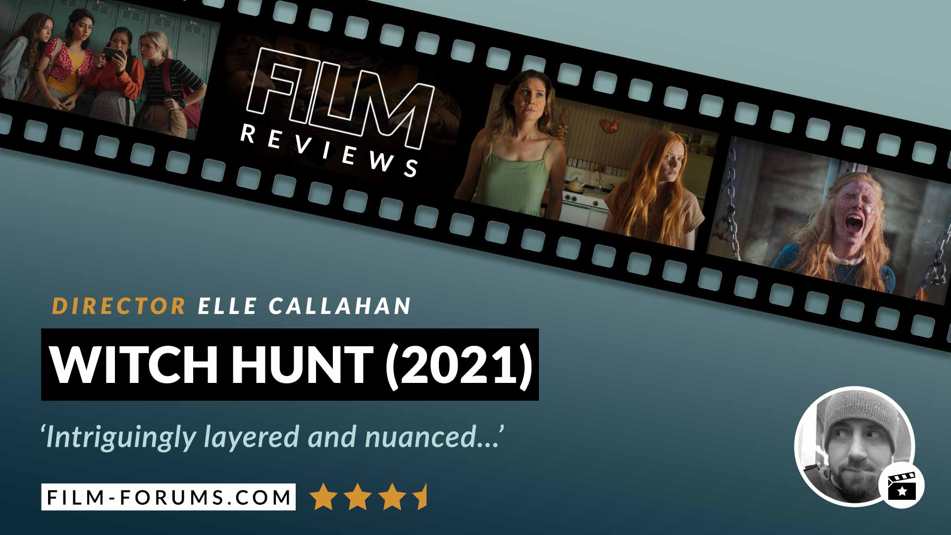 Witch Hunt 2021 Movie Review