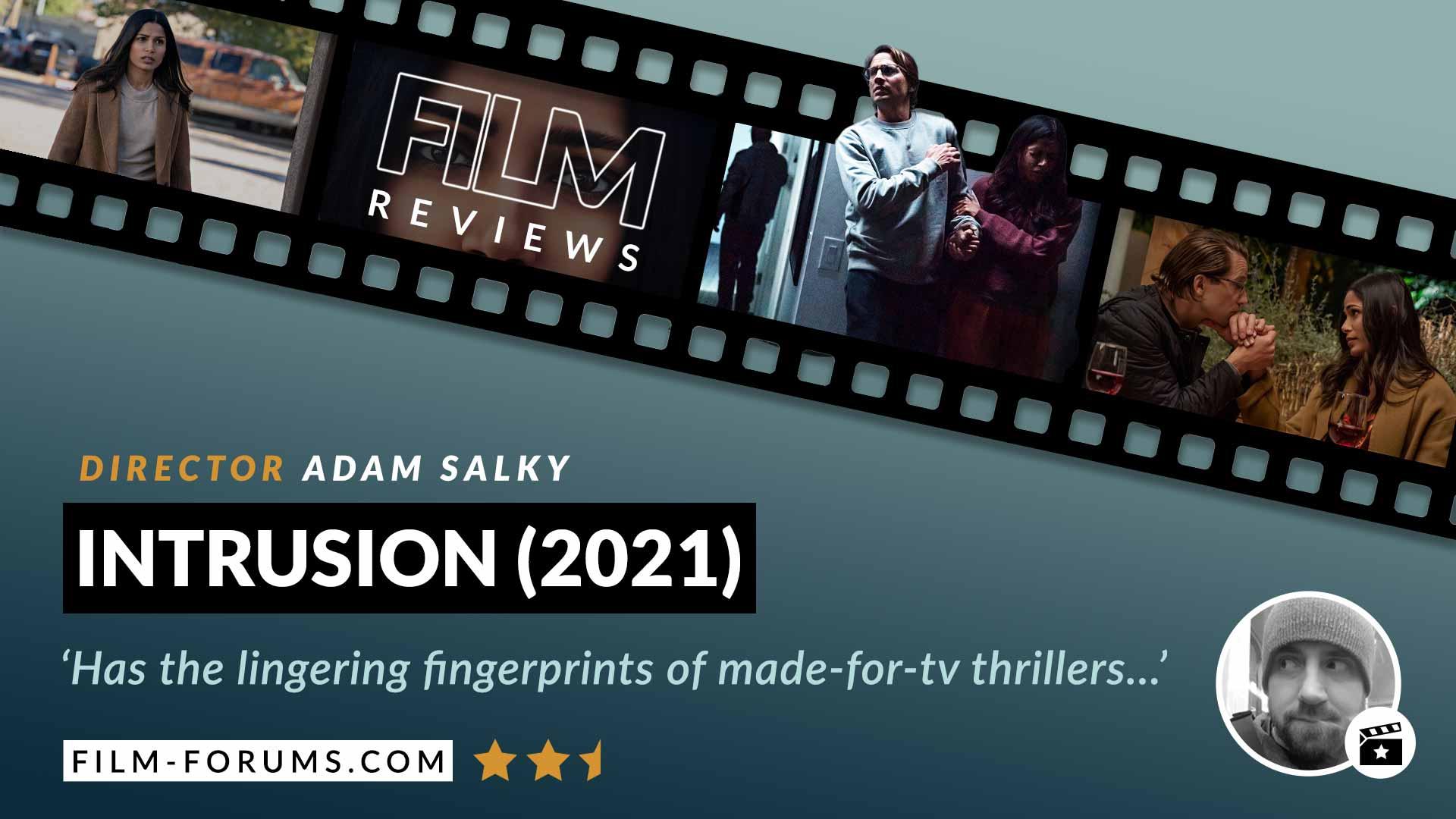 Intrusion 2021 Freida Pinto Film Review