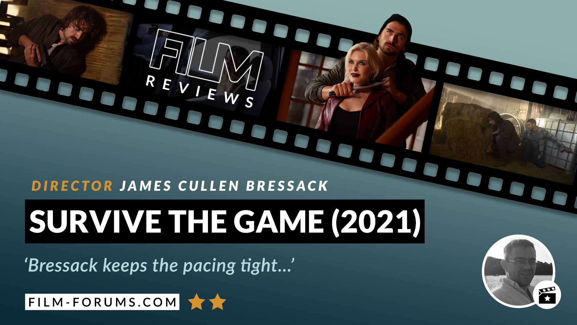 Survive the Game 2021 Film Review